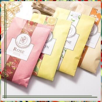 (Giá Cực Mềm) túi thơm để trong tủ quần áo có móc treo tiện lợi