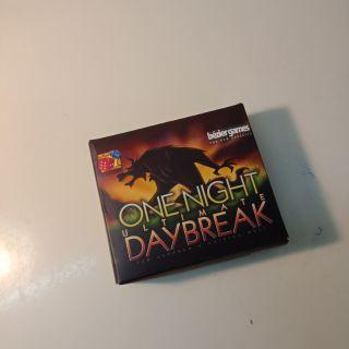 Ma Sói One Night Day Break
