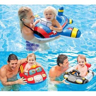 Phao Bơi Xỏ Chân Nhiều Hình Ngộ Nghĩnh Cho Bé