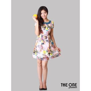 The One Fashion đầm công sở DDP3282 thumbnail