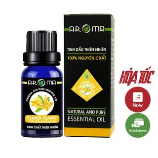 Tinh dầu Ngọc Lan Tây Y-lang AROMA, tinh dầu thơm phòng khử mùi thư giãn thumbnail
