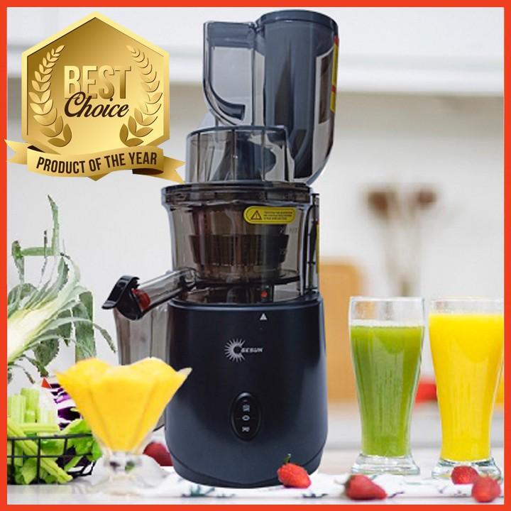 Máy ép chậm chính hãng GESUN G500, ép hoa quả, ép trái cây siêu kiệt bã - dễ vệ sinh, BH 24 tháng ưa chuộng nhất năm