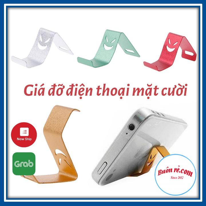 Giá đỡ điện thoại thông minh hình mặt cười tiện ích 01068 Buôn Rẻ