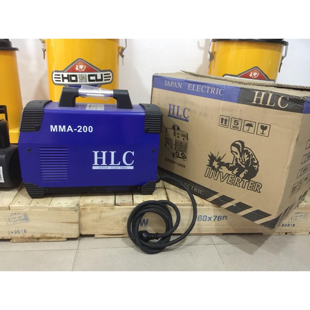 Máy hàn điện tử HLC MM