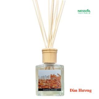 [Cung cấp sĩ & lẽ tinh dầu nước hoa chính hãng] Bộ tinh dầu nước hoa thơm phòng hương gỗ đàn hương 150ml thumbnail