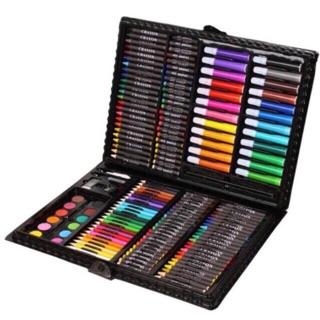 Hộp màu tập tô vẽ 150 chi tiết siêu xịn dành cho bé