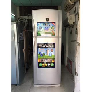 Tủ lạnh Sharp 410 lít, máy móc nguyên zin