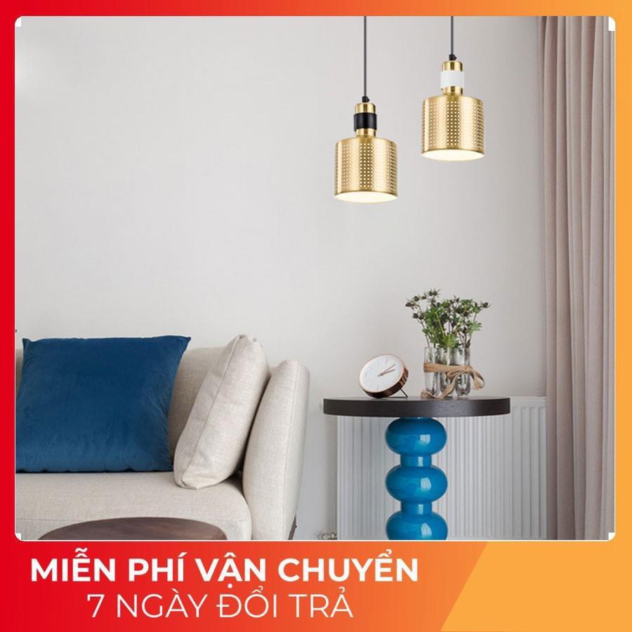 Đèn thả trần trang trí phòng ăn phòng khách , đèn thả trần đơn hình ly T14