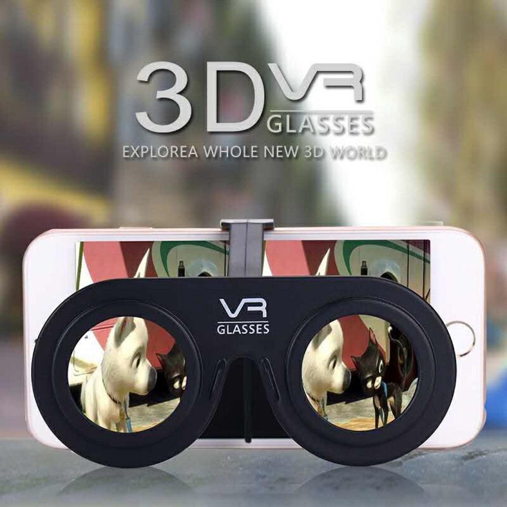 Kính thực tế ảo 3D Mini VR có thể gập lại được