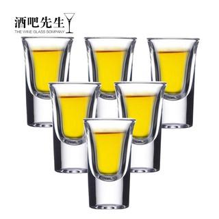 Ly Thủy Tinh Uống Rượu Kiểu Dáng Sang Trọng