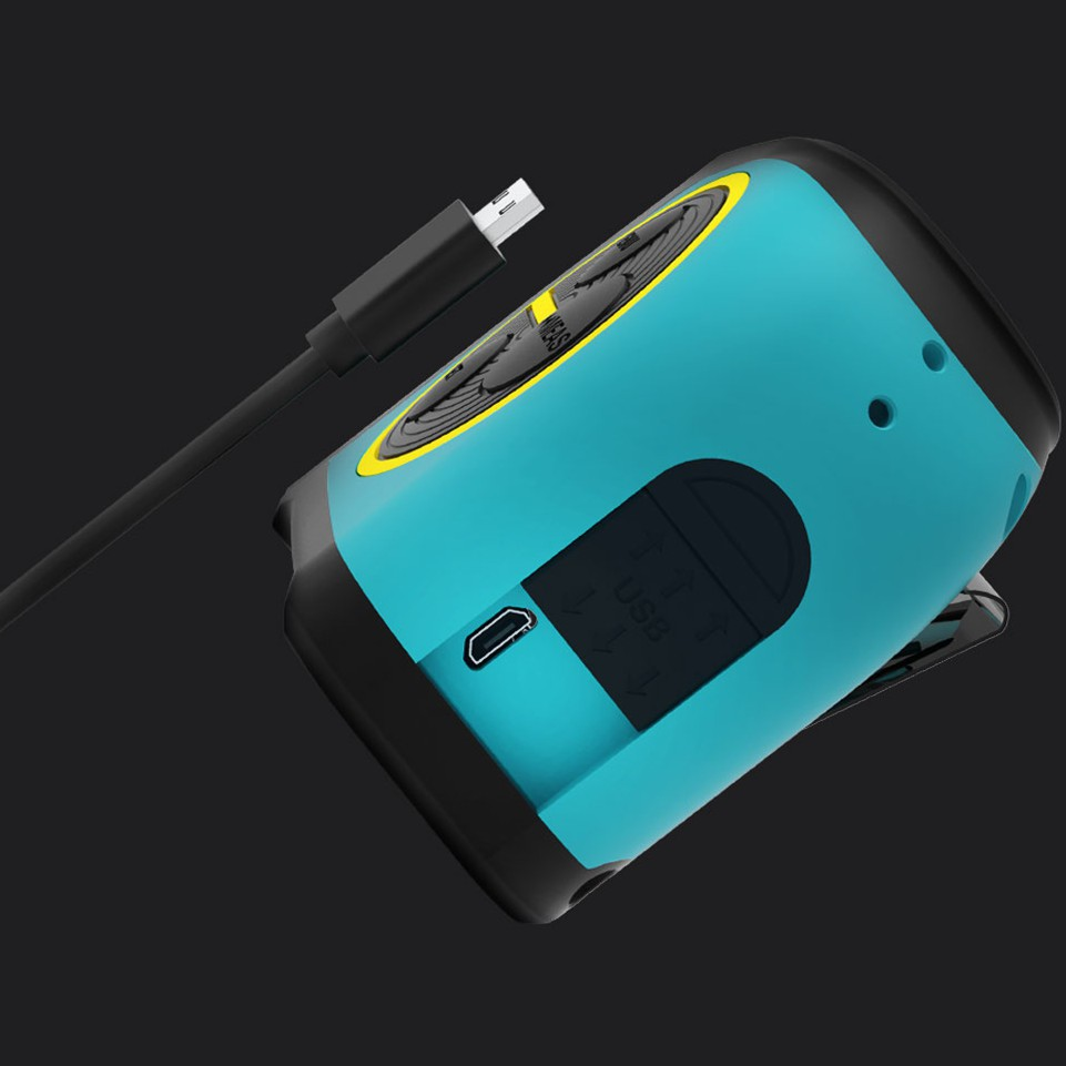 Thước Laze thông minh XIAOMI Mileseey DT10 Laser Tape Measure 2-In-1
