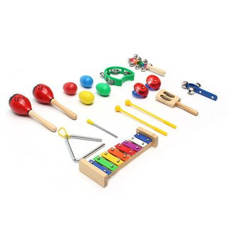 DailyStore Musical Instruments Educational Set For Kids Percussion Toy