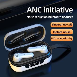 Tai Nghe UTELITE Bluetooth 5.0 Chống Ồn Có Đèn Led Chất Lượng Cao