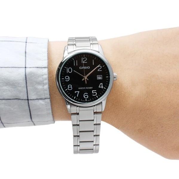 Đồng hồ nam chính hãng Casio Anh Khuê MTP-V002