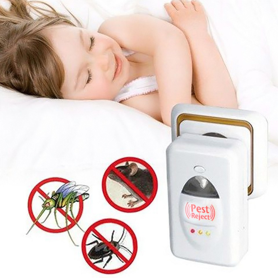 Máy đuổi côn trùng Pest Reject (muỗi, chuột, gián,...) - 10082941 , 1047428259 , 322_1047428259 , 120000 , May-duoi-con-trung-Pest-Reject-muoi-chuot-gian...-322_1047428259 , shopee.vn , Máy đuổi côn trùng Pest Reject (muỗi, chuột, gián,...)