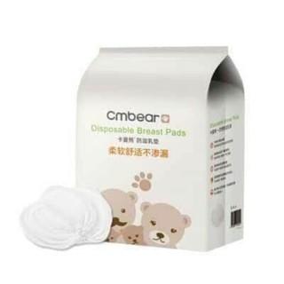 (tách lẻ dùng thử) 10 miếng thấm sữa cmbear cho mẹ