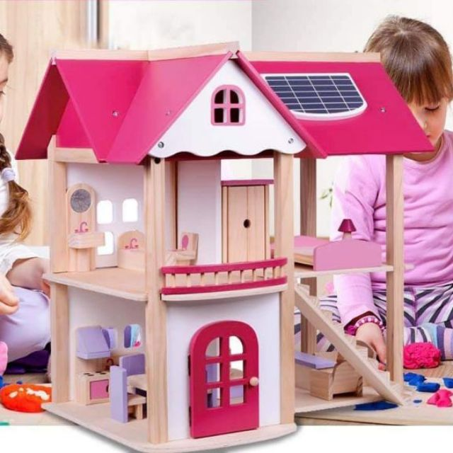 บ้านไม้ บ้านตุ๊กตา