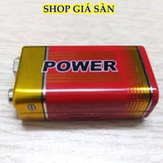 [Freeship] Pin 9V POWER dùng cho bộ test mạng, mic hát...cực bền,giá rẻ thumbnail