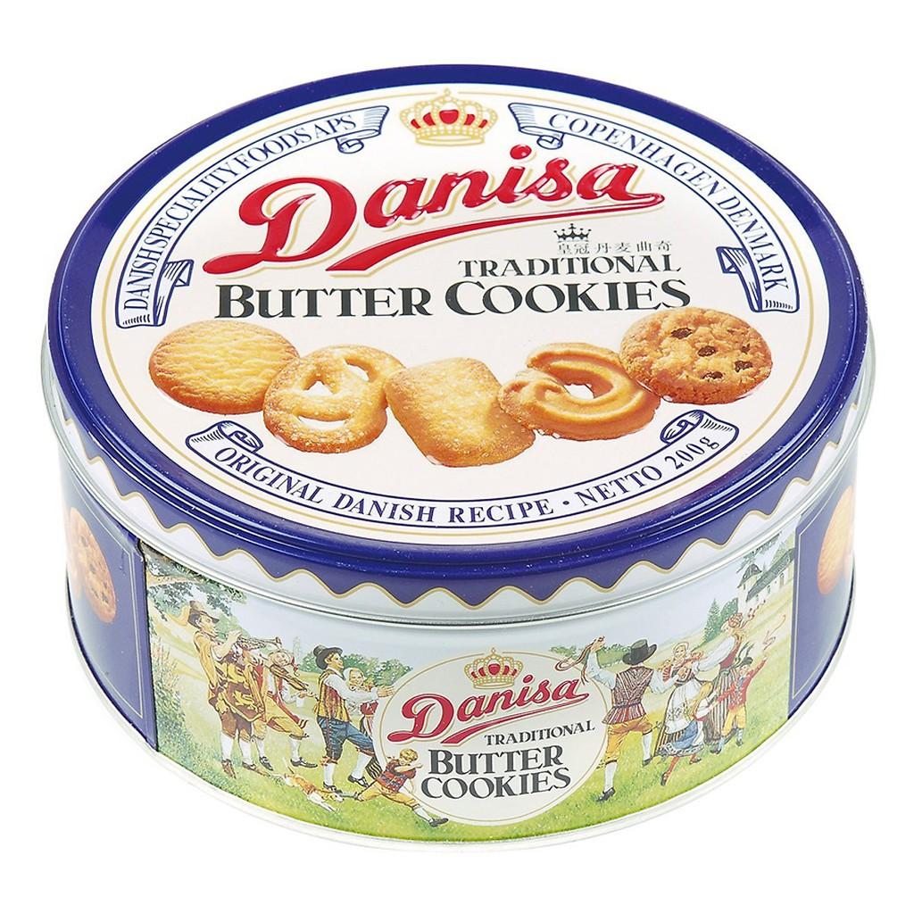 (Date 20.02.2022)-Bánh Quy Bơ Danisa 200g