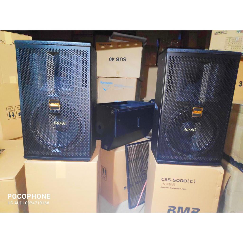 loa FULL bass 30 hát karaoke - loa BMB CSS 5000 nhập khẩu