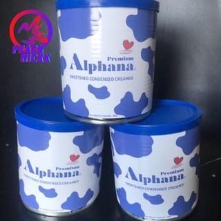 COMBO 3 LON SỮA ĐẶC CÓ ĐƯỜNG NHẬP KHẨU MALAY Premium ALPHANA_1kg – COMBO 3 LON