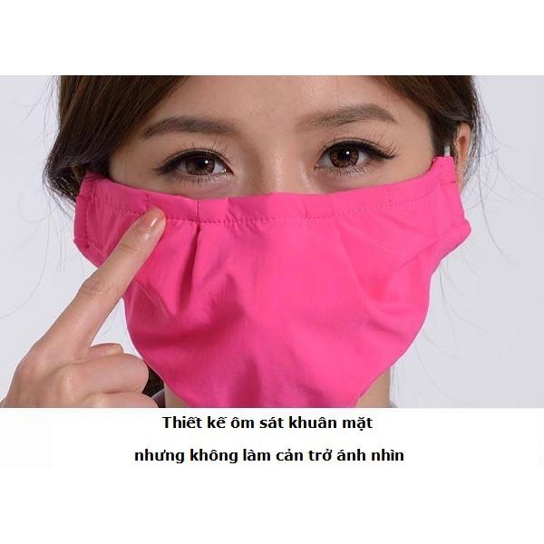 Khẩu trang chống chống tia UV Nhật Bản