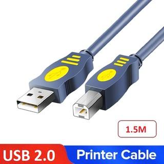 Cáp máy in dữ liệu USB 2.0 cao cấp loại cực tốt thumbnail