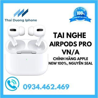 (VN/A Chính Hãng) Tai Nghe Airpod Pro New Nguyên Seal Full Box - Chính Hãng Việt Nam