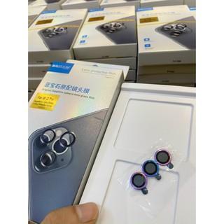 LENS camera chính hãng KUzoom bảo vệ mắt nhiều mầu cho iPhone 12 series thumbnail