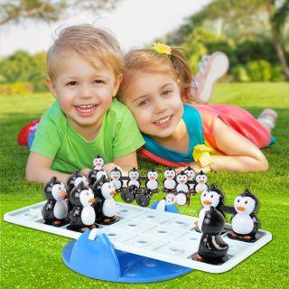 Trò chơi bập bênh phát triển trí thông minh cho bé 3- 8 tuổi
