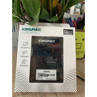 Ổ cứng SSD Kingmax 120GB SMV32 - Chính hãng thumbnail