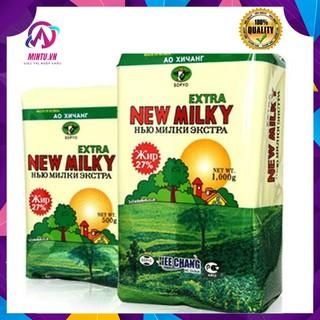 Sữa béo Nga New Milky Extra 1kg [CHÍNH HÃNG 100%] FREESHIP Sản phẩm sữa dinh dưỡng cực tốt cho sức khỏe cả gia đình thumbnail