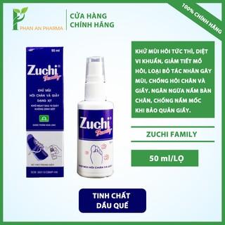 Xịt khử mùi hôi Zuchi ngăn ngừa phát sinh mùi cơ thể thumbnail