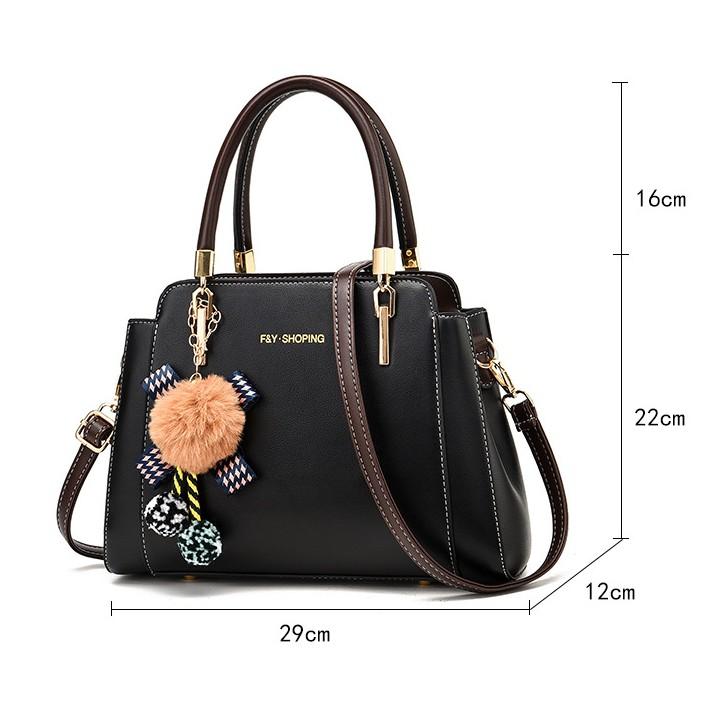 Túi xách nữ đẹp giá rẻ công sở thời trang cao cấp LH38