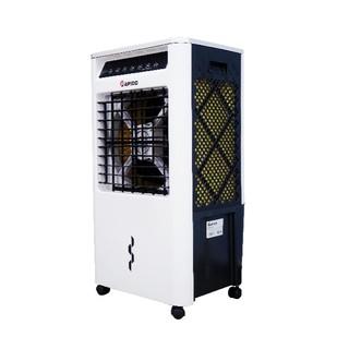 Quạt điều hòa không khí Rapido TURBO 3000D (Điều khiển từ xa) (Có thể lắp thêm tấm lọc nano) - Hàng Chính Hãng