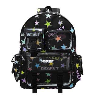 Balo đi học Ngôi Sao Degrey DGNS Balô thời trang Nam Nữ Cấp 2 – 3 – Full TAG Thẻ