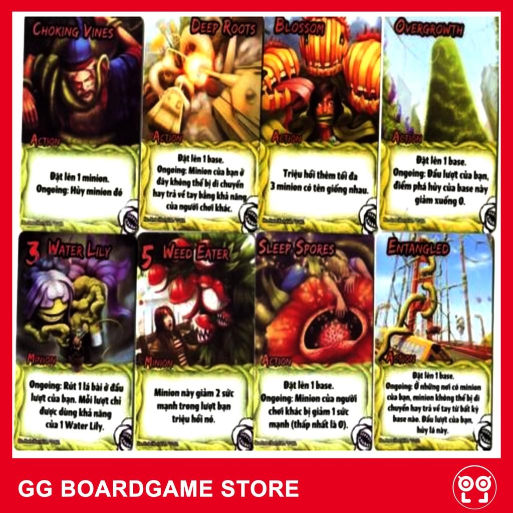 Hộp game Smash up Việt hoá - Cuộc chiến quái vật