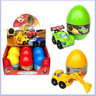 Đồ chơi Trứng ô tô Loại lớn cho bé – Ngẫu nhiên