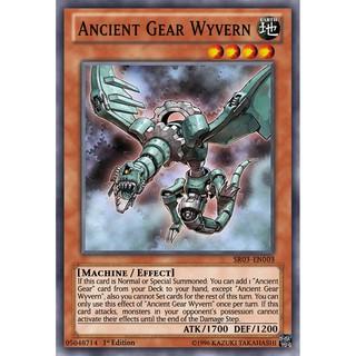 Bộ bài in 63 lá Deck Ancient gear