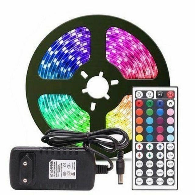 Đèn Led Tiktok 5m Mix DIY Trên 50 Màu