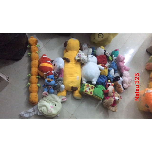combo gấu của natsu - 2960279 , 1284873973 , 322_1284873973 , 265000 , combo-gau-cua-natsu-322_1284873973 , shopee.vn , combo gấu của natsu