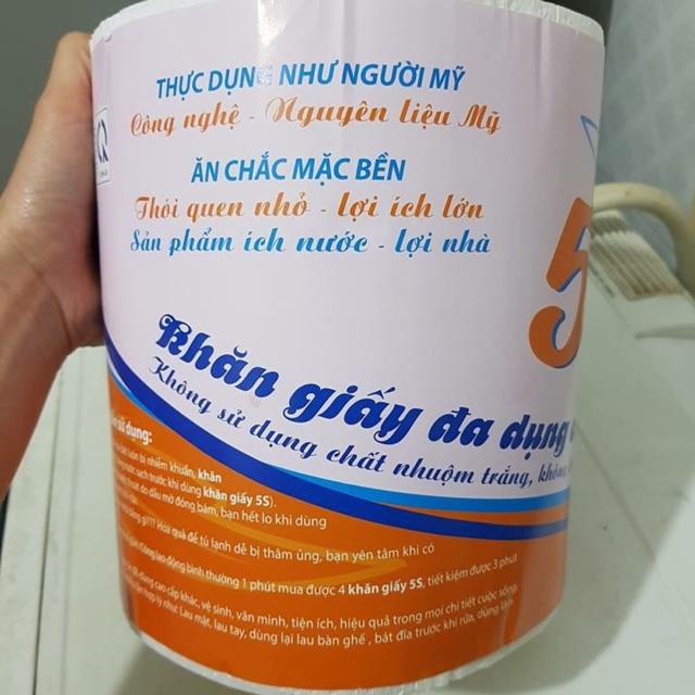 [Sỉ] KHĂN GIẤY ĐA NĂNG HÀNG CHUẨN CTY(Loại 1kg)
