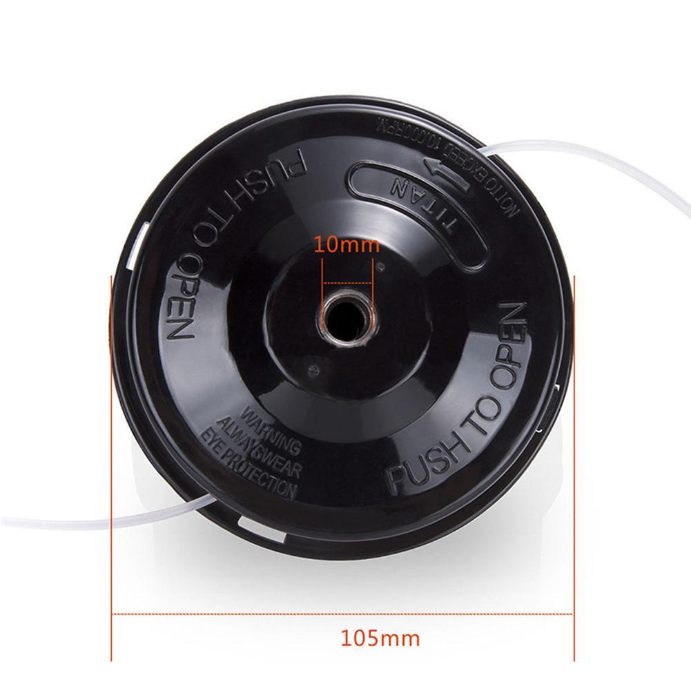 Metal Bump Cap Replacement Spools Mini Coil Durable For
