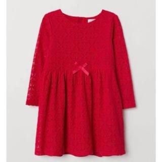 Váy ren HM hàng dư xịn