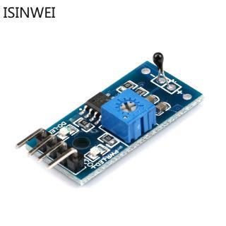 Mô đun công tắc cảm biến nhiệt độ 4 pin DC 3.3V - 5V với độ nhạy điều chỉnh được
