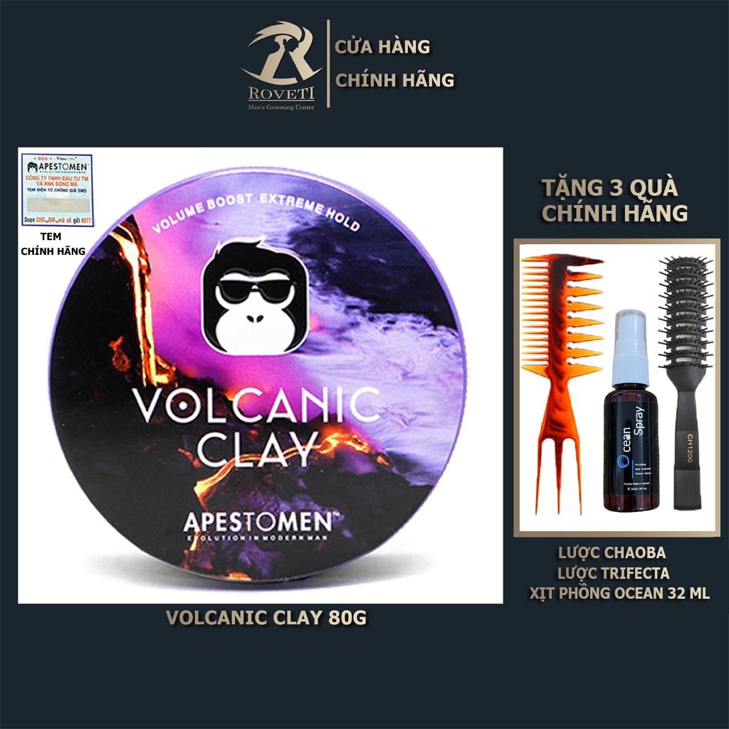 [Chính hãng] Sáp vuốt tóc Volcanic Clay Apestomen bản mới 2021
