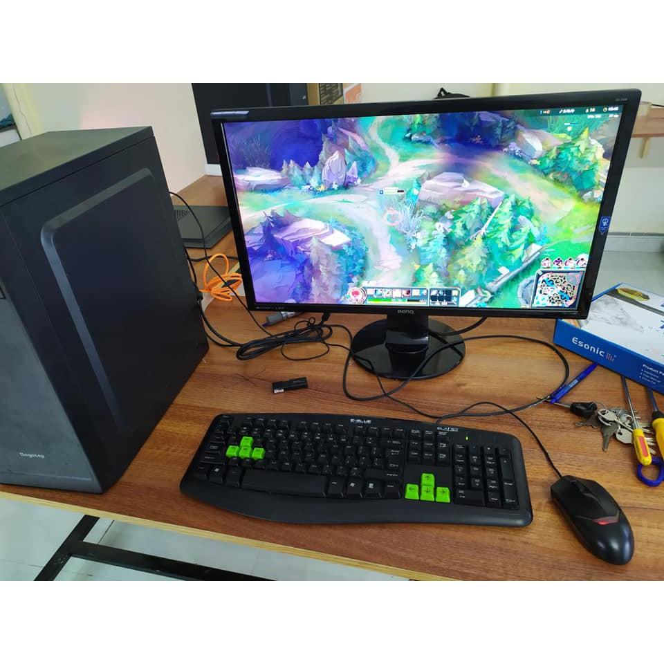 Bộ Máy tính bàn chơi liên minh, fo4