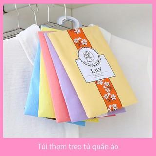 [Mã HCHOT83 hoàn 8% xu đơn 250K] Túi thơm thảo dược treo phòng, tủ quần áo thumbnail