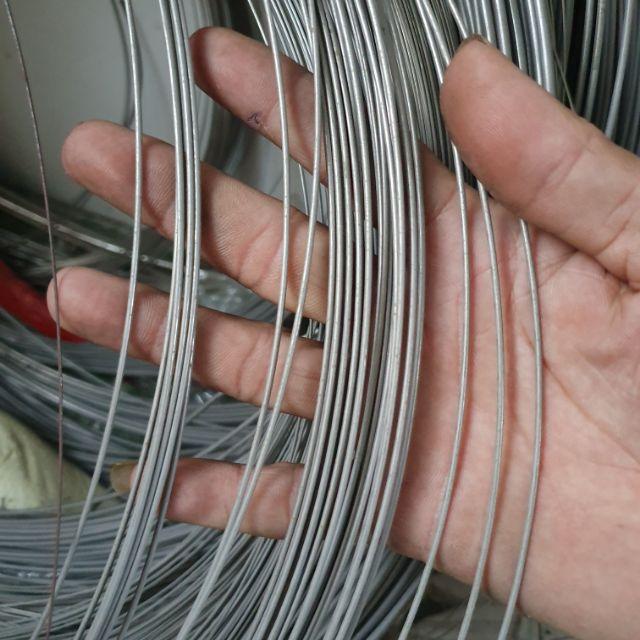 Inox bạc không rĩ ( loxo ) 0.5kg