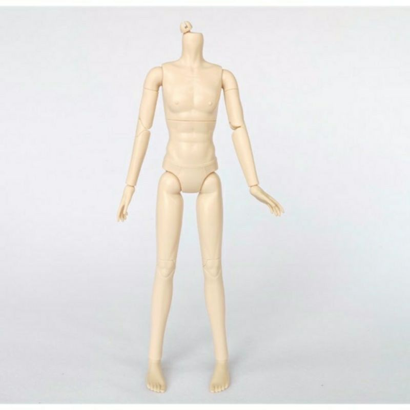 cơ thể búp bê xinyi nam